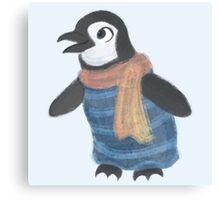 Cute Penguin Canvas Print