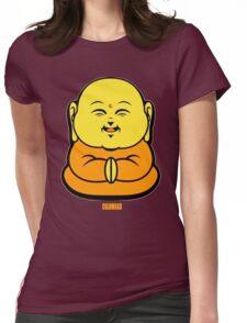 LITTLE BUDDHA Womens Fitted T-Shirt