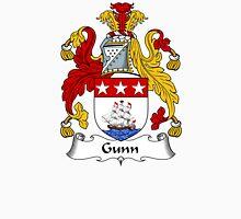 Gunn Coat of Arms / Gunn Family Crest Unisex T-Shirt