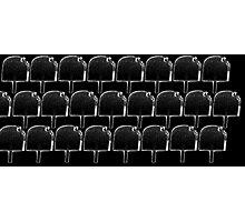 popcicle black Photographic Print