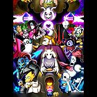 Undertale by smudgeandfrank