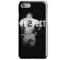 Derek Jeter 2 iPhone Case/Skin