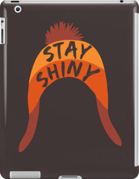 Stay Shiny by brennooth