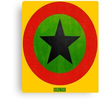 AFRICAN ALL STAR Canvas Print