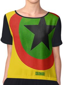 AFRICAN ALL STAR Chiffon Top