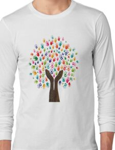 Earth Day 2016 Long Sleeve T-Shirt