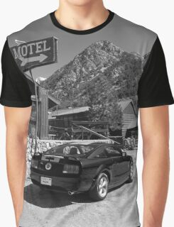 Mountain Motoring Graphic T-Shirt