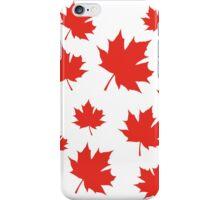 Maple leaf Q iPhone Case/Skin