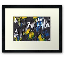 Abstract No.1 Framed Print