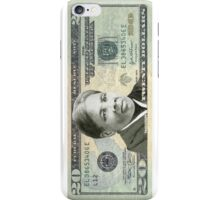 Harriet Tubman Twenty Dollar Bill iPhone Case/Skin