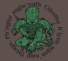 Call of Cthulhu by CarloJ1956