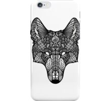Emerald Valley Wolves Logo iPhone Case/Skin