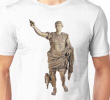 Augustus of Prima Porta Unisex T-Shirt