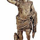 Augustus of Prima Porta by Arsonista Gartzia