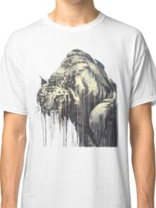 Tiger - Melting Tiger Classic T-Shirt