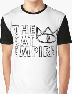 The Cat Empire Graphic T-Shirt