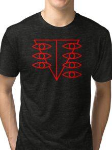 Evangelion - Seele's Classic Logo Tri-blend T-Shirt