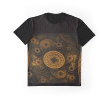 Time Machine Graphic T-Shirt
