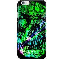 Spectrum Skull iPhone Case/Skin