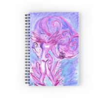 Ready to fight! (neon) Spiral Notebook