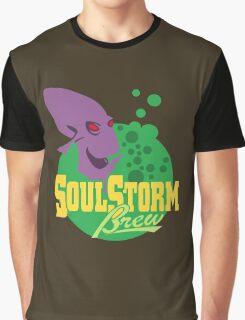 Oddworld - Soulstorm Brew Logo Graphic T-Shirt