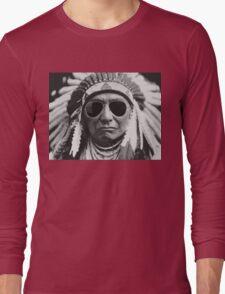 Cerimonial Sunglasses Long Sleeve T-Shirt