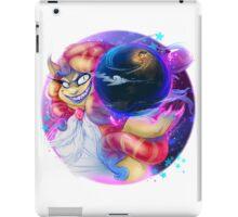 Boundless GENESIS Logo iPad Case/Skin