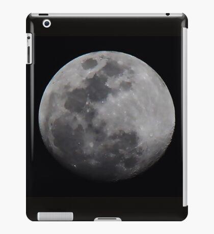 Lunar Surface iPad Case/Skin