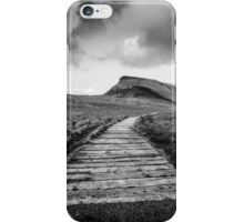 Brooding Hill iPhone Case/Skin
