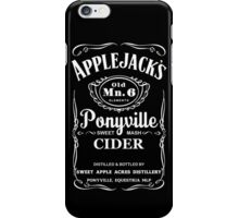 Applejack's Sweet Mash Cider iPhone Case/Skin