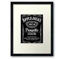 Applejack's Sweet Mash Cider Framed Print