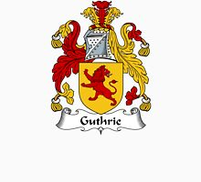 Guthrie Coat of Arms / Guthrie Family Crest Unisex T-Shirt
