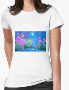 A Fairy's Dream Womens Fitted T-Shirt