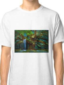 Forest of a thousand Lights Classic T-Shirt