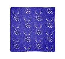 Blue Lily Scarf