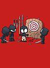 Unstealthiest Ninja: Unravels by dooomcat