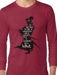 Warrior's Garden Long Sleeve T-Shirt