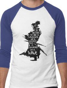 Warrior's Garden Men's Baseball ¾ T-Shirt