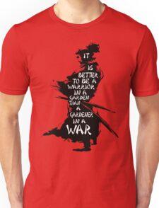Warrior's Garden Unisex T-Shirt