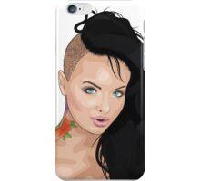 Christy Mack iPhone Case/Skin