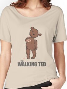 THE WALKING DEAD - TED Women's Relaxed Fit T-Shirt