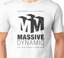 Massive Dynamic (aged look) Unisex T-Shirt
