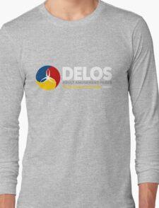 Delos – Adult Amusement Parks (aged look) T-Shirt