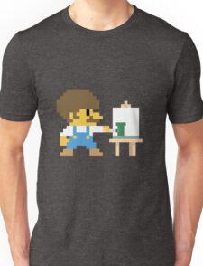 Super BobRossario Bros. Unisex T-Shirt