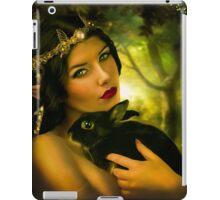 Forest Elf iPad Case/Skin