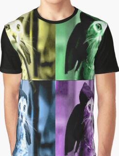 I Just Found My Cat Graphic T-Shirt