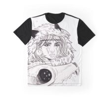 Wolf Babe Graphic T-Shirt