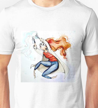 Science Grrl Unisex T-Shirt