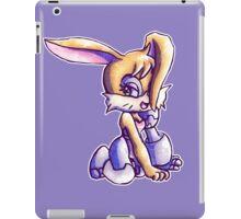Bunnie Rabbot iPad Case/Skin