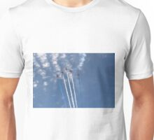 The Red Arrows V Formation Unisex T-Shirt